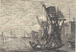 Ψαροκάϊκα στο Βόσπορο