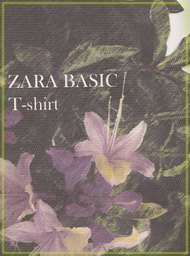 Zara basic T-shirt