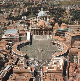 Algunos datos sobre La Tierra 7-Vaticano