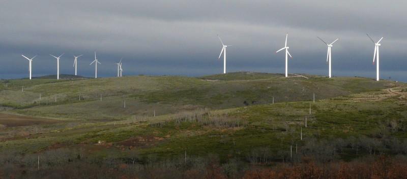 (Portugal) Construction du parc éolien du Sabugal - Page 4 P1120632.JPG