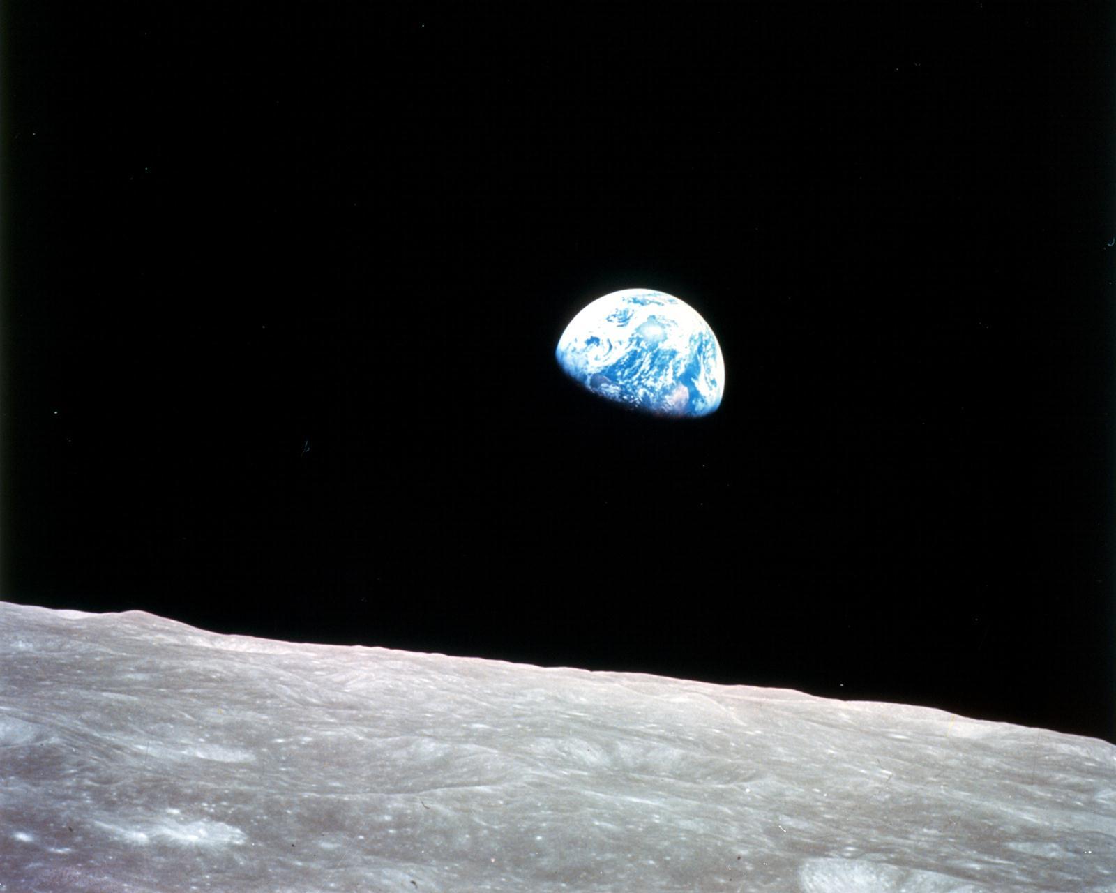 A terra da lua