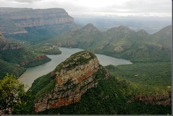 布莱德河峡谷Blyde River Canyon