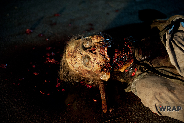 Caminante en The Walking Dead 4x05 Internment (Internamiento)