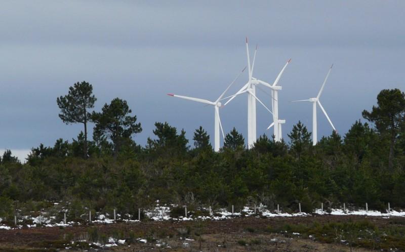 (Portugal) Construction du parc éolien du Sabugal - Page 4 P1120642.JPG