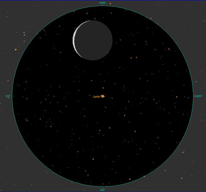 Les planètes 17juin