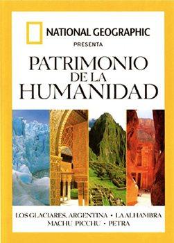 Patrimonio de la Humanidad (documental) Dvd-1