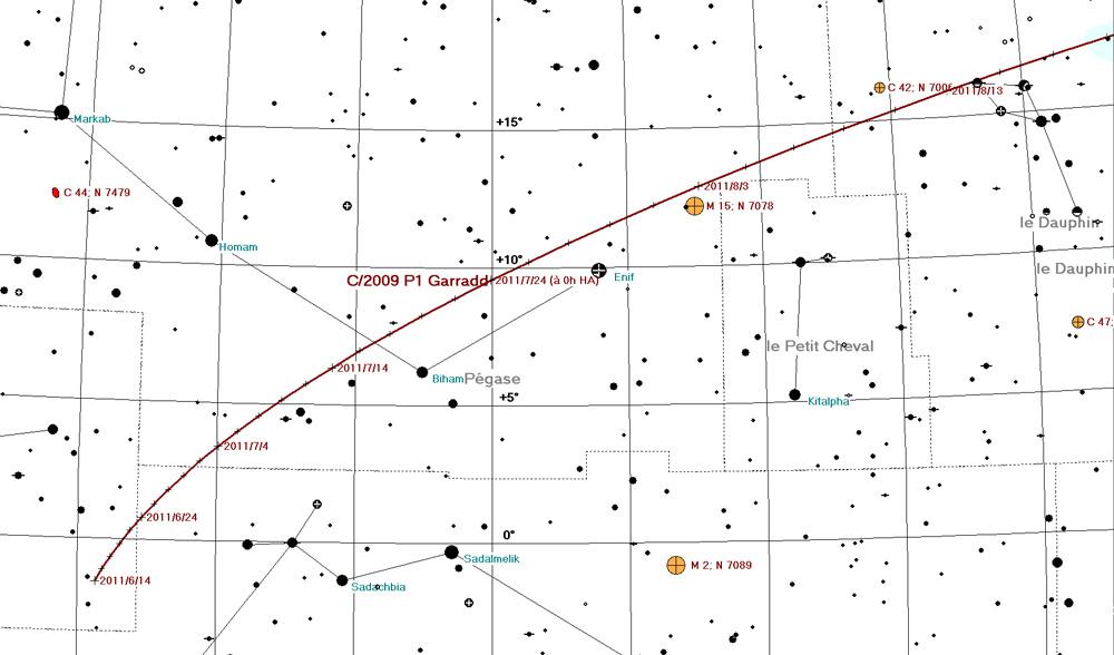 Comètes - Page 2 Garradd