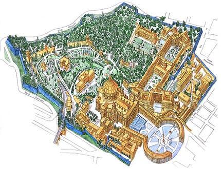 Algunos datos sobre La Tierra 3-Vaticano