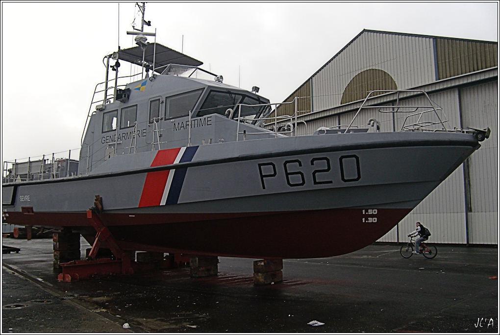 [Activité hors Marine des ports] LE CROISIC Port, Traict, Côte Sauvage... - Page 2 B22-G60013234%20P620%20Sevres%20cot%C3%A9%20tribord