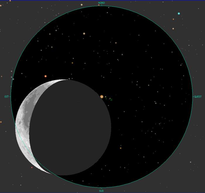 Les planètes 15juillet