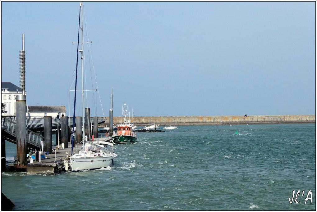 [Activité hors Marine des ports] LE CROISIC Port, Traict, Côte Sauvage... - Page 4 K34-56%20voilier%20et%20canot%20SNSM%20%C3%A0%20l%27estacade%20par%20grand%20vent%20S20V02126