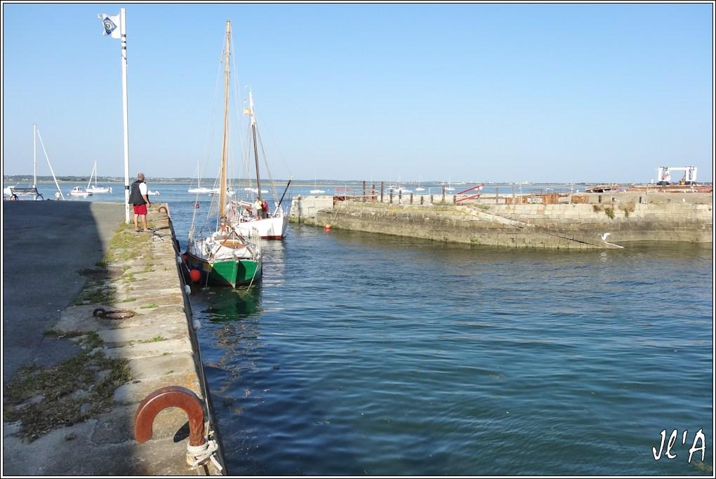 [Activité hors Marine des ports] LE CROISIC Port, Traict, Côte Sauvage... - Page 5 Q42-47%20arriv%C3%A9e%20de%20Kurun%20S20V03992