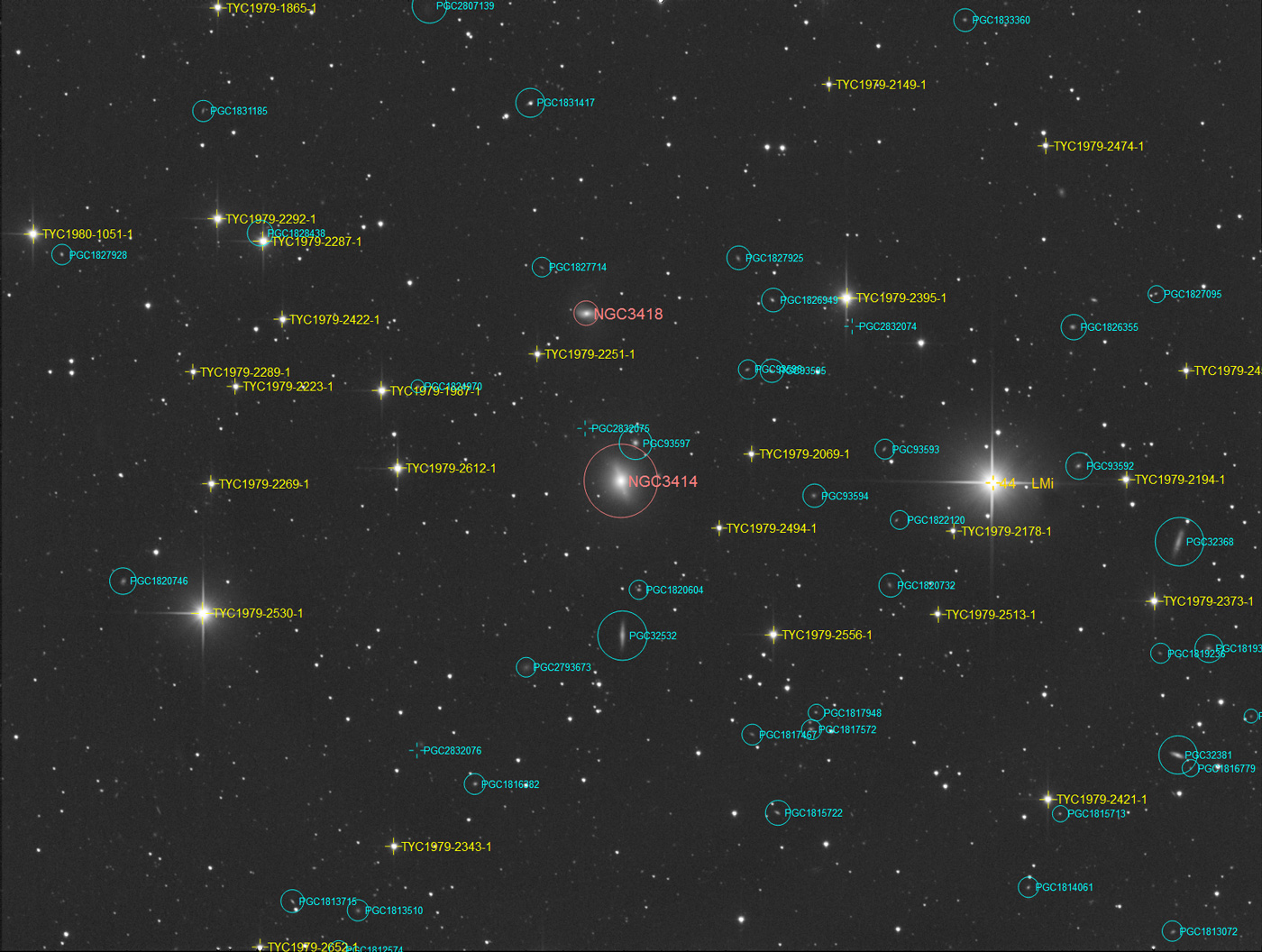 Ciel profond d'hiver - Page 4 Ngc3414_arp162__Annotated