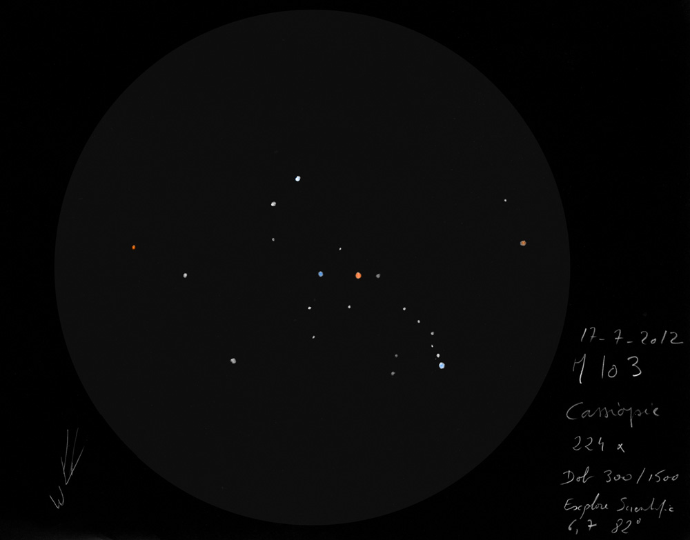 Ciel profond d'été M103_17_7_2012