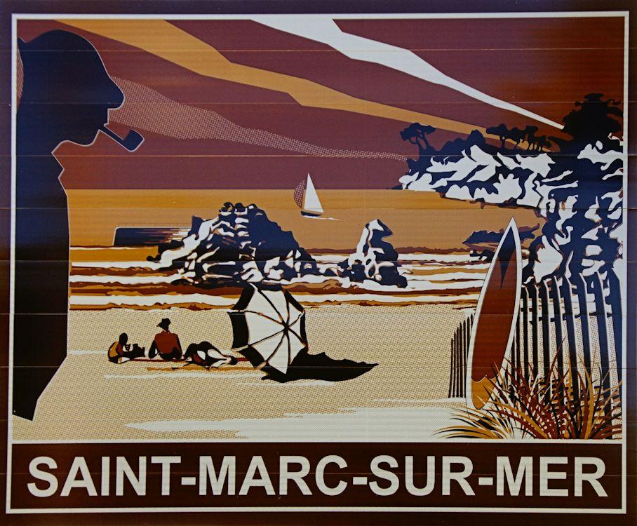 [Activité hors Marine des ports] LE CROISIC Port, Traict, Côte Sauvage... - Page 7 Saint%20Marc%20A28899%20panneau%20St%20Marc%20sur%20Mer
