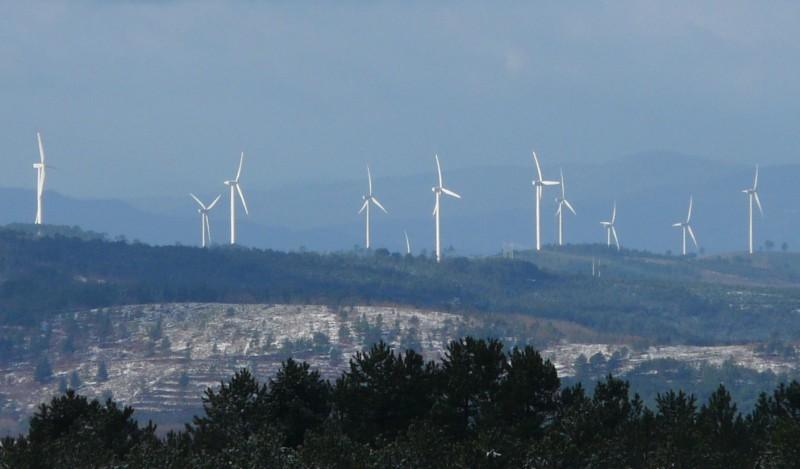 Quelques photos d'éoliennes au Portugal P1120163.JPG