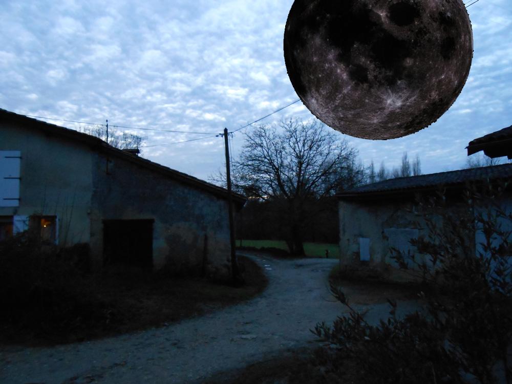 Observation vendredi 21 décembre 2012 - spécial FIN DU MONDE - Page 2 Approche