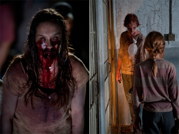 Más caminantes en The Walking Dead 4x05 Internment (Internamiento)