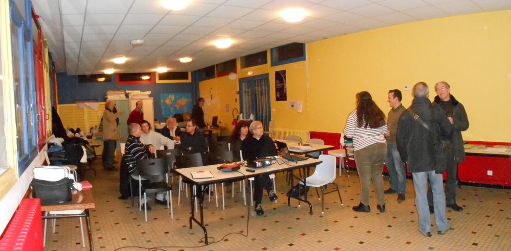 Assemblée générale AG33 samedi 19 janvier 2013 Pano_ag33