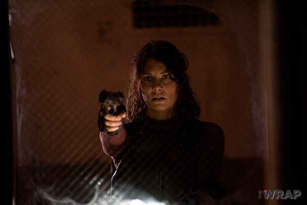 Maggie Greene (Lauren Cohan) en The Walking Dead 4x05 Internment (Internamiento)