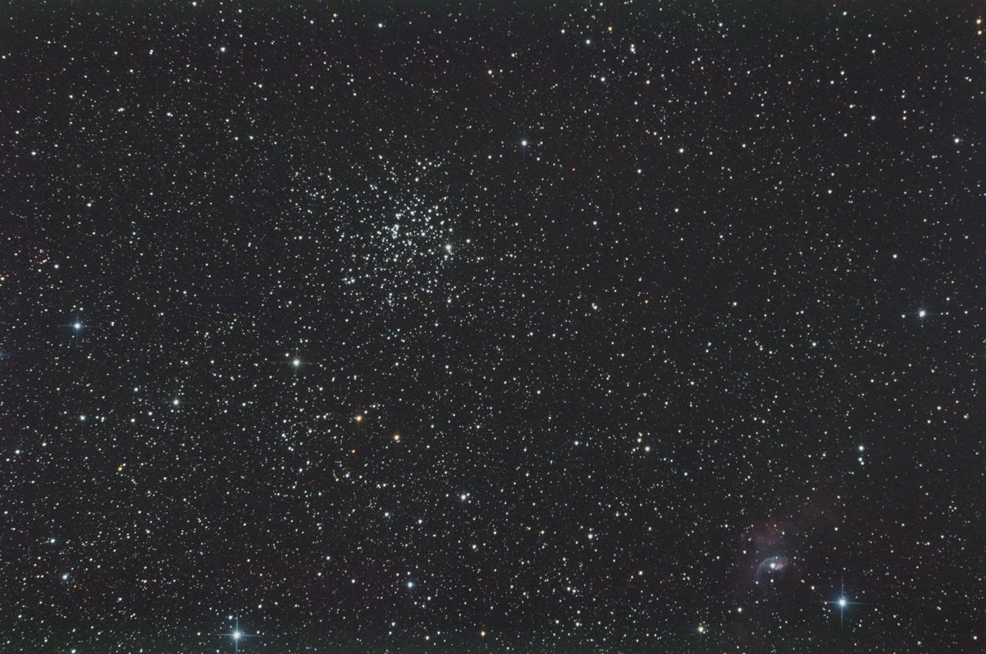 Ciel profond d'automne - Page 27 M52reprise